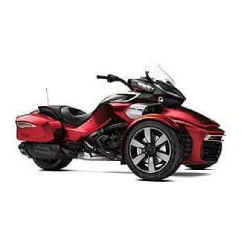 2018 Can-Am Spyder F3 for sale 200678451