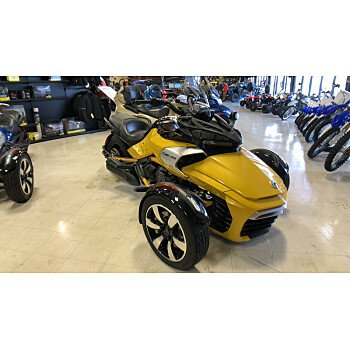 2018 Can-Am Spyder F3 for sale 200680535