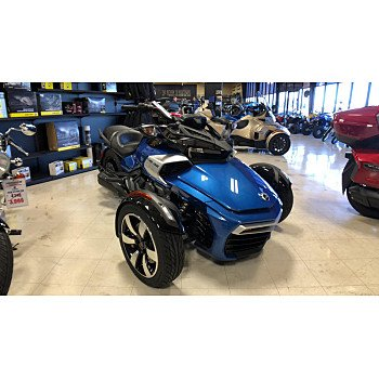 2018 Can-Am Spyder F3 for sale 200680536
