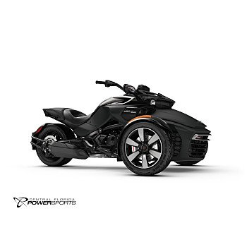 2018 Can-Am Spyder F3-S for sale 200499649