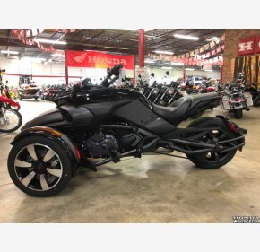 2018 Can-Am Spyder F3-S for sale 200502211