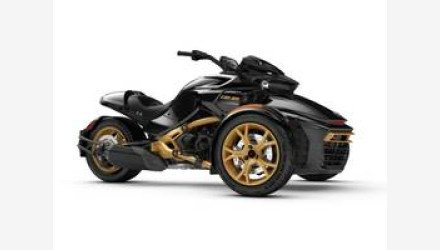 2018 Can-Am Spyder F3-S for sale 200661406