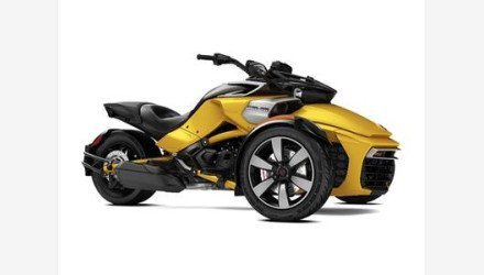 2018 Can-Am Spyder F3-S for sale 200661458
