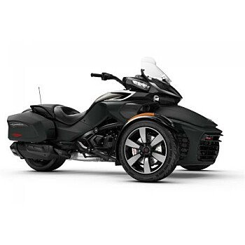 2018 Can-Am Spyder F3-T for sale 200787071