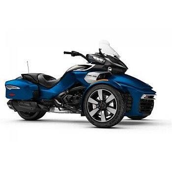 2018 Can-Am Spyder F3-T for sale 200787079