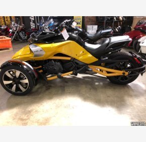 2018 Can-Am Spyder F3 for sale 200502133