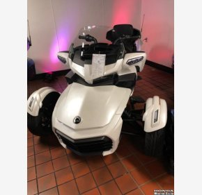 2018 Can-Am Spyder F3 for sale 200502198