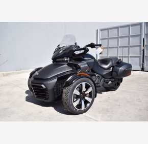 2018 Can-Am Spyder F3 for sale 200536143
