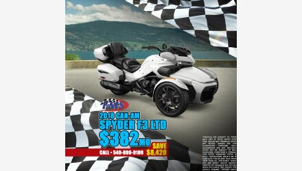 2018 Can-Am Spyder F3 for sale 200663837