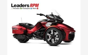 2018 Can-Am Spyder F3 for sale 200684376