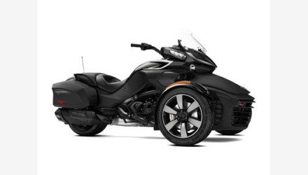 2018 Can-Am Spyder F3 for sale 200698933