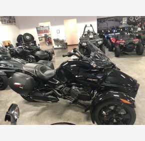 2018 Can-Am Spyder F3 for sale 200716094