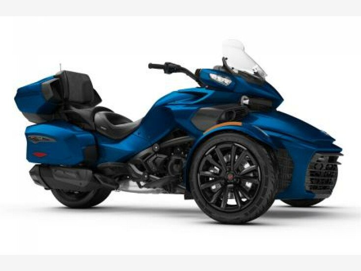 2018 Can-Am Spyder F3 for sale 200719734