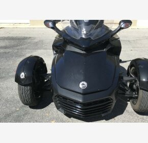 2018 Can-Am Spyder F3 for sale 200759170