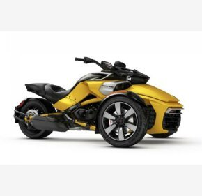 2018 Can-Am Spyder F3 for sale 200787080