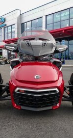 2018 Can-Am Spyder F3 for sale 200787510