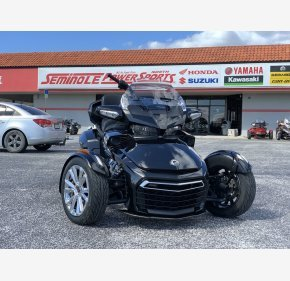 2018 Can-Am Spyder F3 for sale 200815542