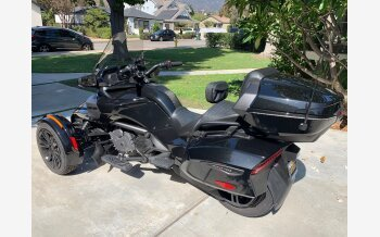 2018 Can-Am Spyder F3 for sale 200816625