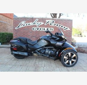 2018 Can-Am Spyder F3 for sale 200877349