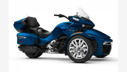 2018 Can-Am Spyder F3 for sale 200896791