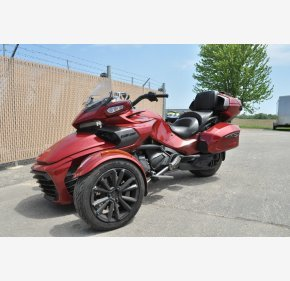 2018 Can-Am Spyder F3 for sale 200919711