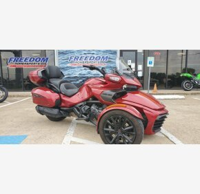 2018 Can-Am Spyder F3 for sale 200970126