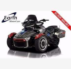 2018 Can-Am Spyder F3 for sale 201004334