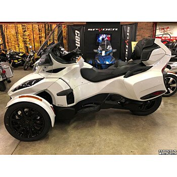 2018 Can-Am Spyder RT for sale 200502151