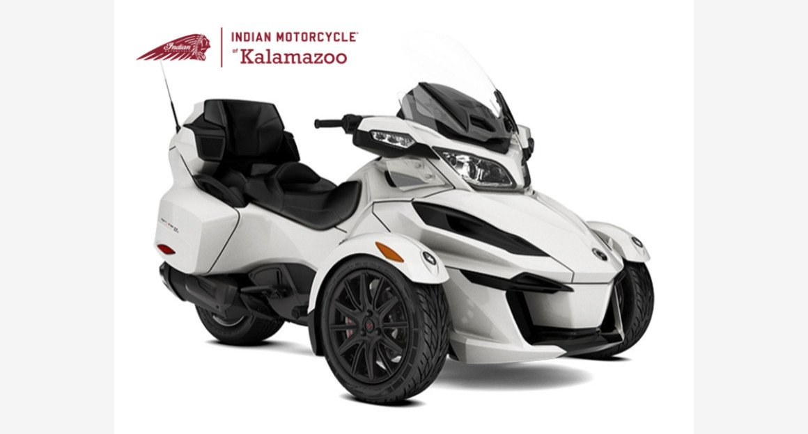 2018 Can-Am Spyder RT for sale 200511471