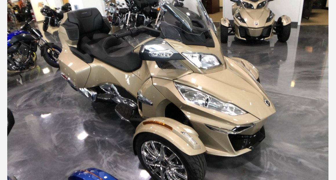 2018 Can-Am Spyder RT for sale 200544902