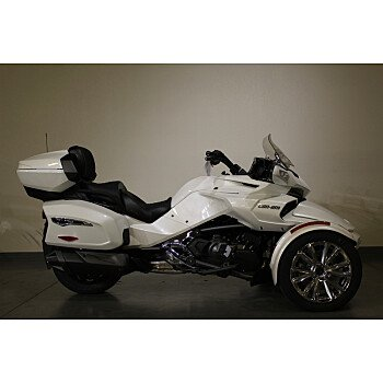 2018 Can-Am Spyder RT for sale 200567108