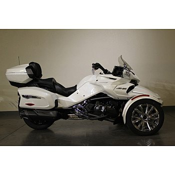 2018 Can-Am Spyder RT for sale 200567129