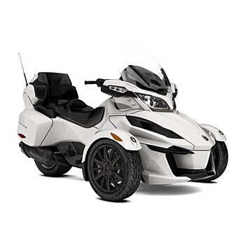 2018 Can-Am Spyder RT for sale 200568810