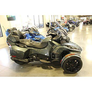 2018 Can-Am Spyder RT for sale 200579027