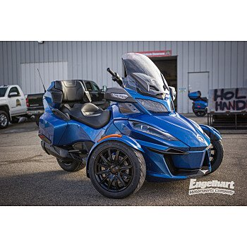 2018 Can-Am Spyder RT for sale 200582377