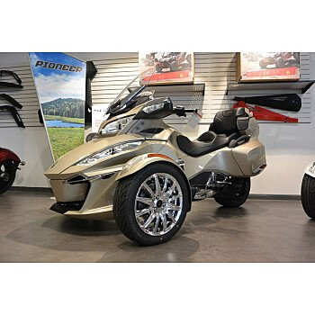 2018 Can-Am Spyder RT for sale 200586981