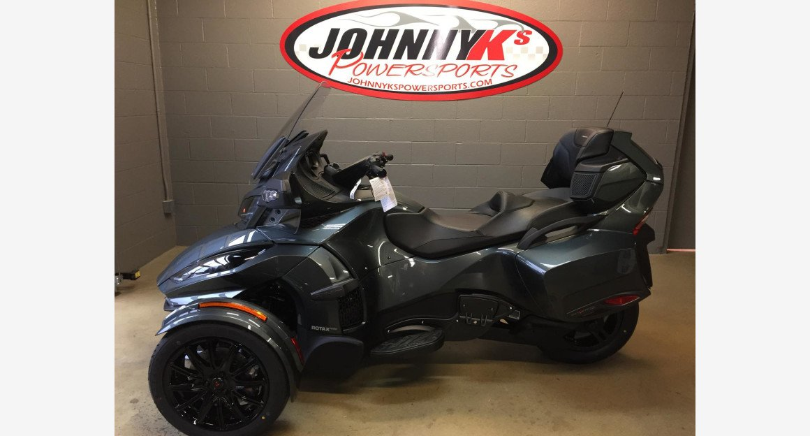 2018 Can-Am Spyder RT for sale 200600371