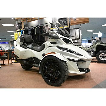 2018 Can-Am Spyder RT for sale 200605501
