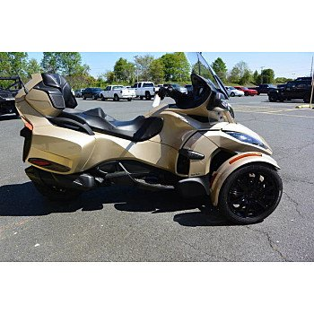 2018 Can-Am Spyder RT for sale 200605515