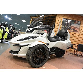 2018 Can-Am Spyder RT for sale 200605516