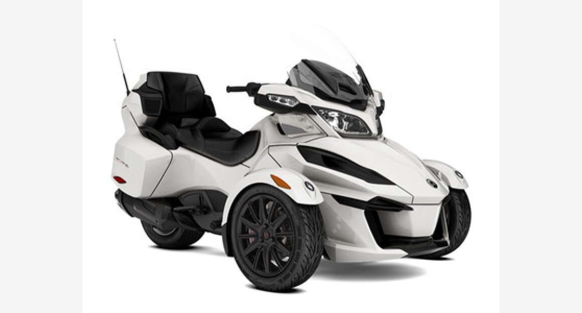 2018 Can-Am Spyder RT for sale 200609600