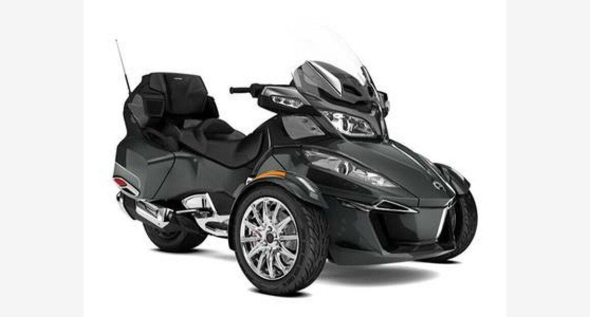 2018 Can-Am Spyder RT for sale 200629032