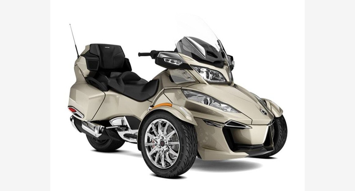 2018 Can-Am Spyder RT for sale 200647760