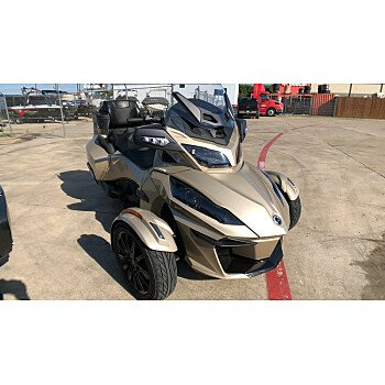 2018 Can-Am Spyder RT for sale 200680543