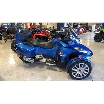 2018 Can-Am Spyder RT for sale 200680549
