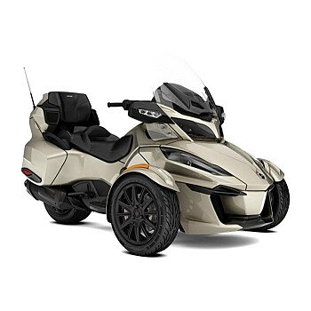 2018 Can-Am Spyder RT for sale 200716450