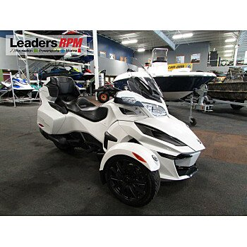 2018 Can-Am Spyder RT for sale 200684369