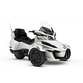 2018 Can-Am Spyder RT for sale 200707030