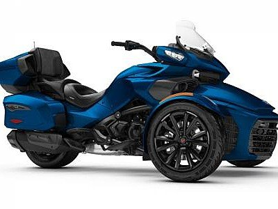 2018 Can-Am Spyder RT for sale 200719694