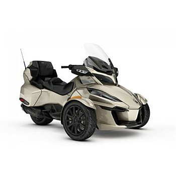 2018 Can-Am Spyder RT for sale 200719701